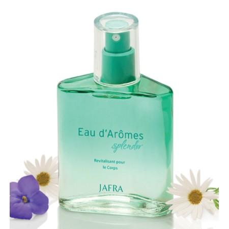 Eau D'arômes Splendor rewitalizujący spray do ciała