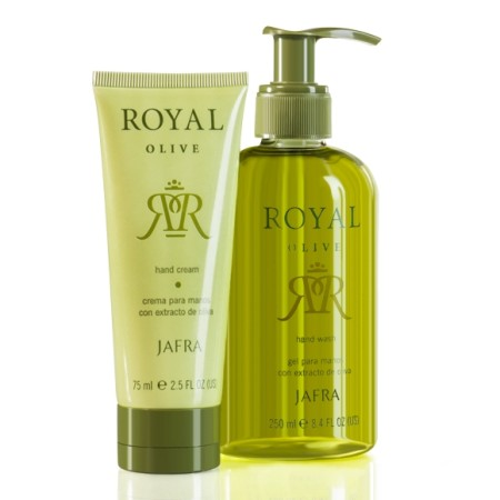Royal Olive Duo do rąk
