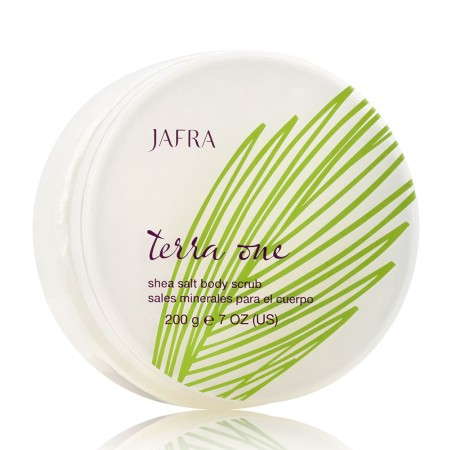 Terra One peeling do ciała Shea Salt