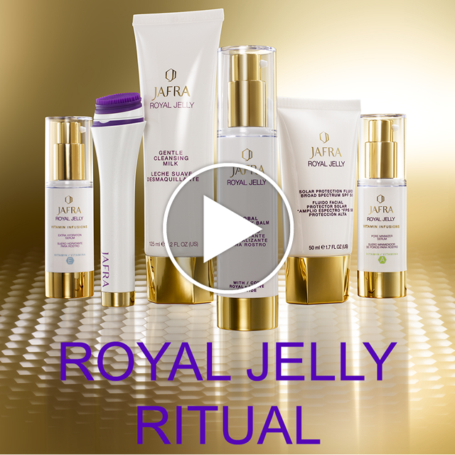 Royal Jelly Ritual
